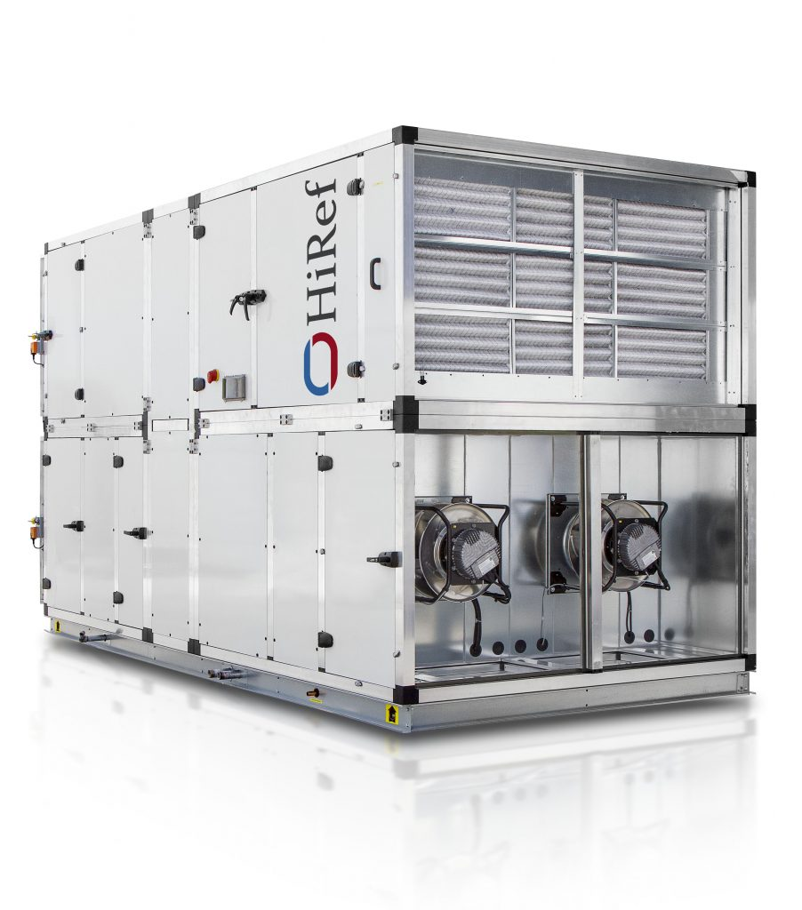 HiRef large air to air cooling unit