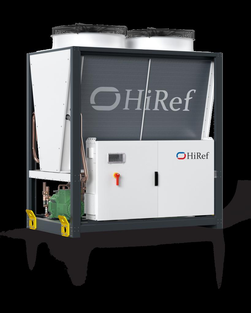 HiRef chiller unit