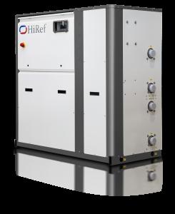 HiRef KSW-P water to water heat pump