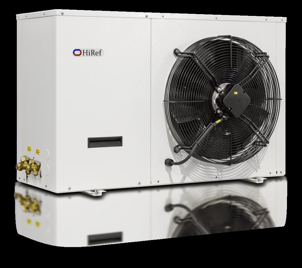 Cooling unit front