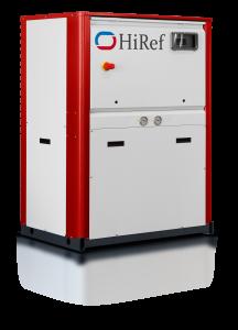 HiRef KSW water to water heat pump