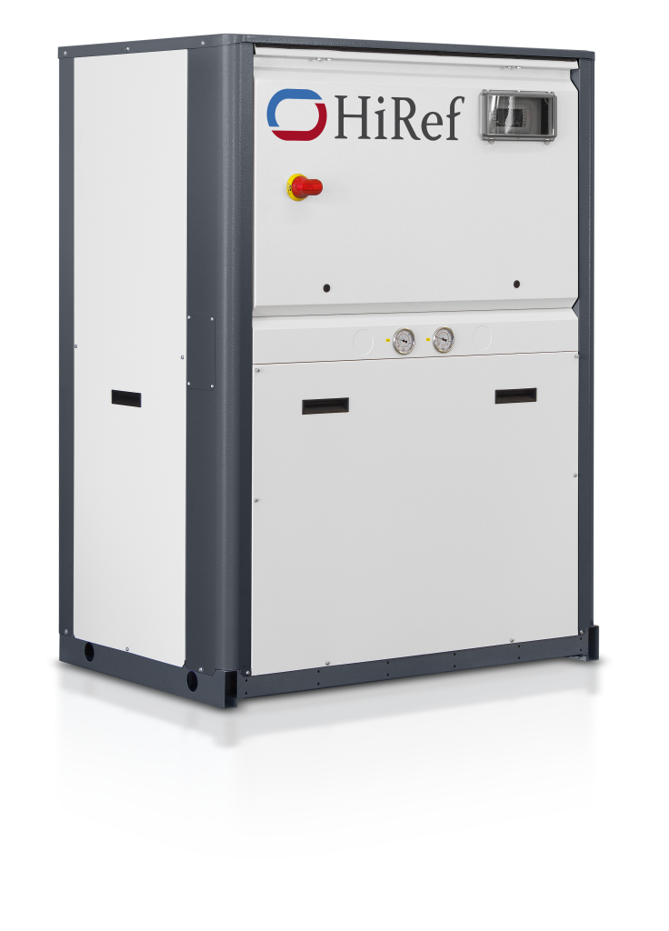 HiRef XSW Water to water chiller