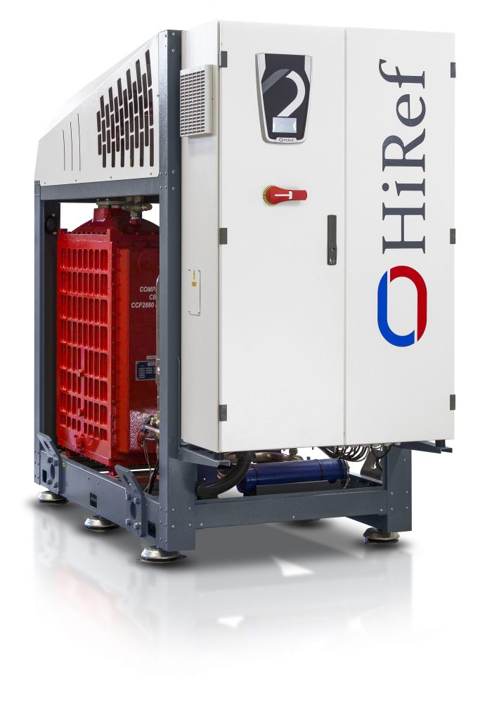 HiRef XTW Water to water chiller