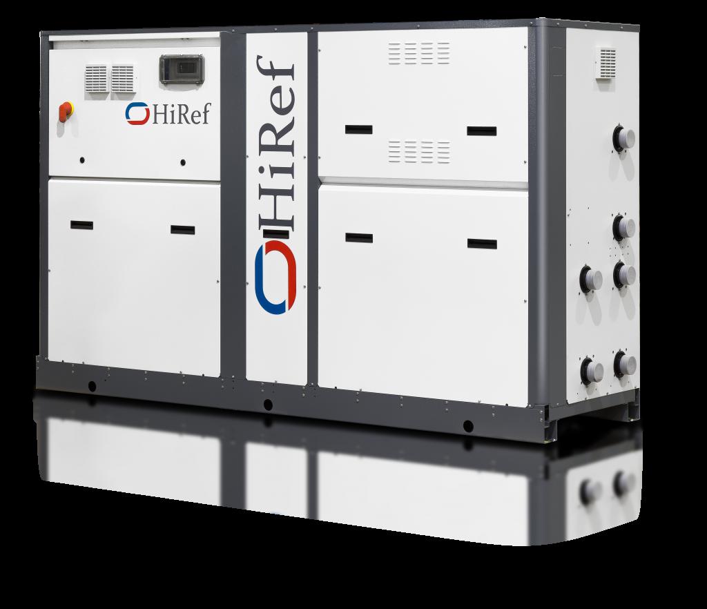 HiRef MSW heat pump
