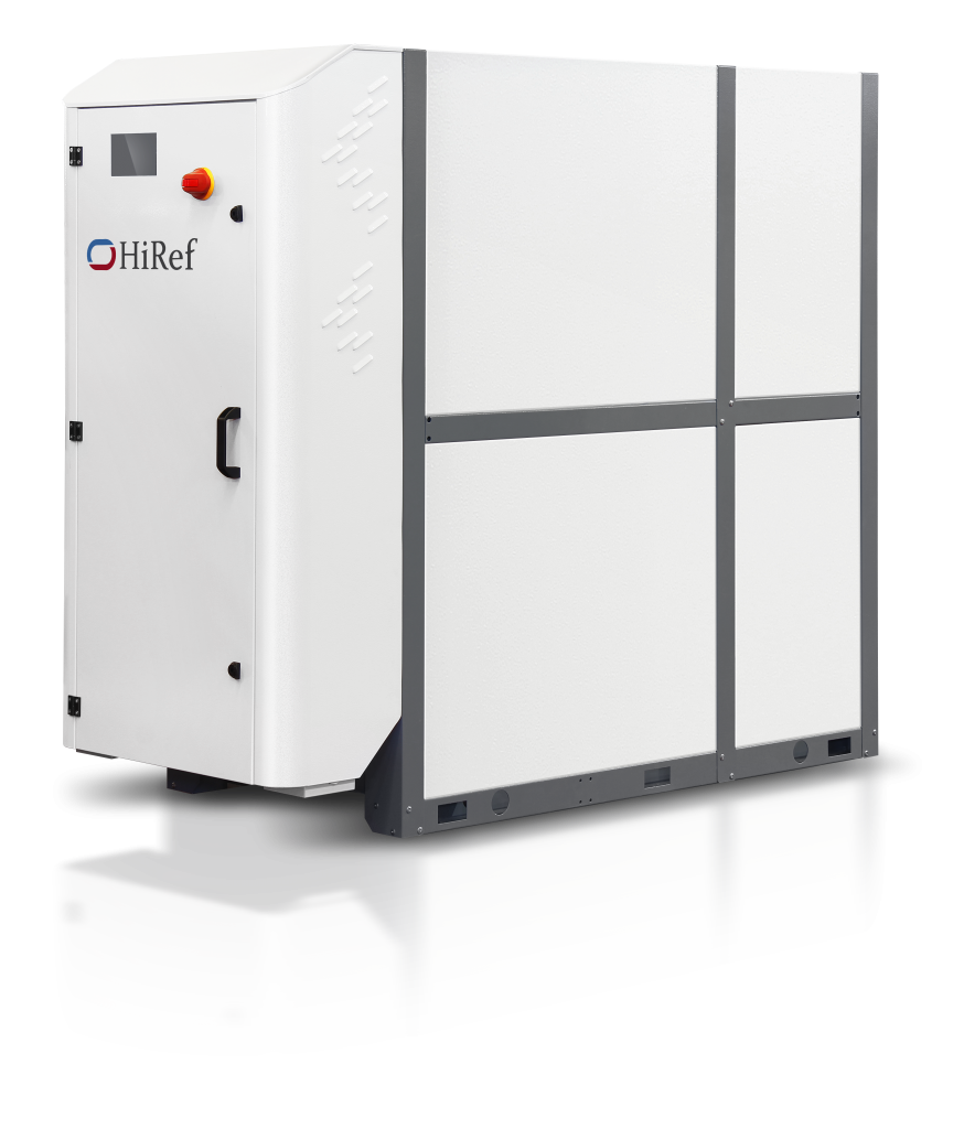HiRef MHW water to water chiller