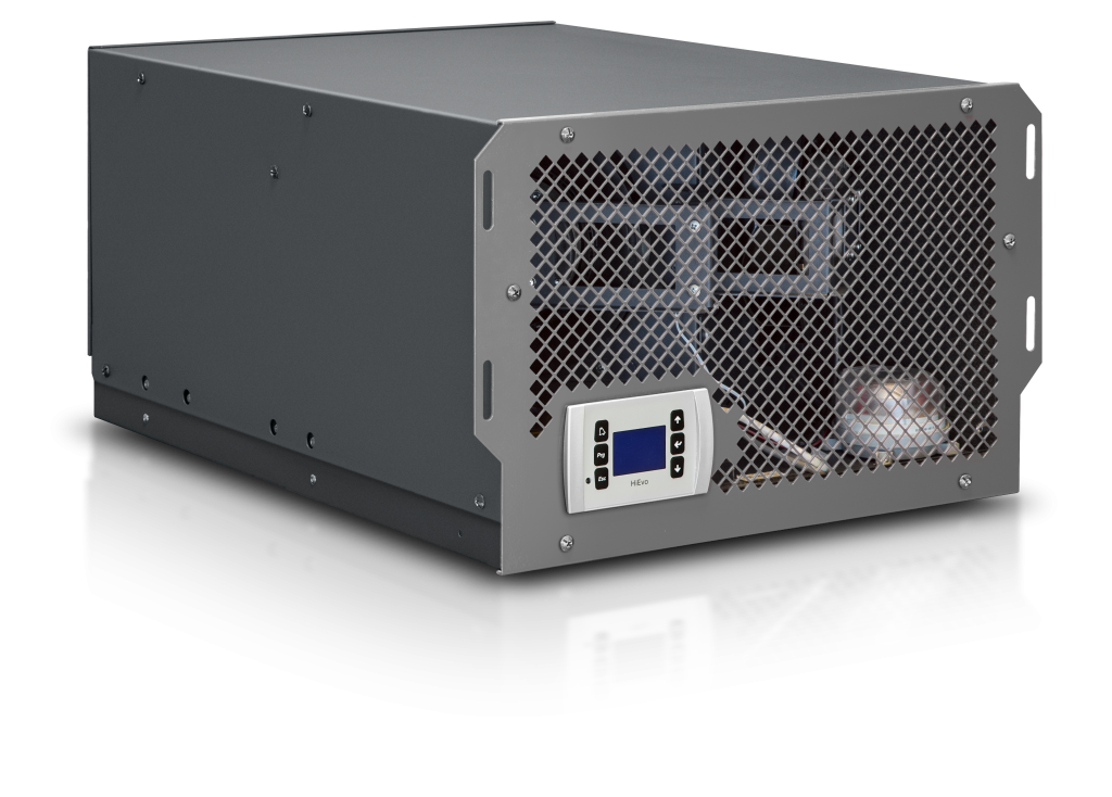 HiRef MRAC rack cooling unit