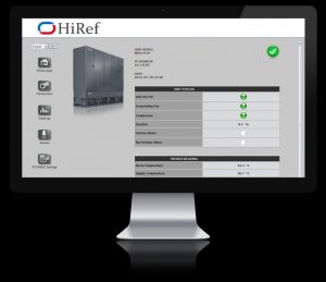 HiRef software page on PC
